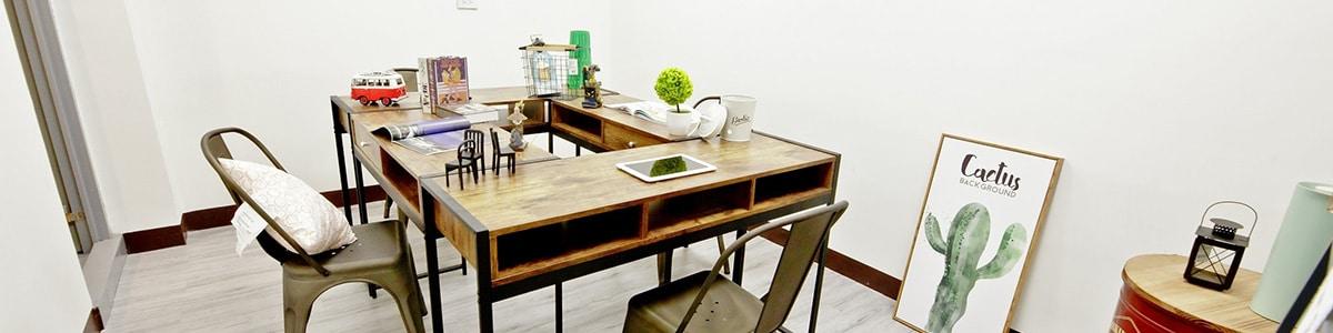 個人工作區 共享空間